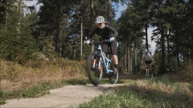 MB UB Bike Park Ochsenkopf - Video