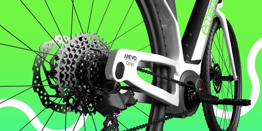 UB Emery One E-Bike 3D-Druck 2